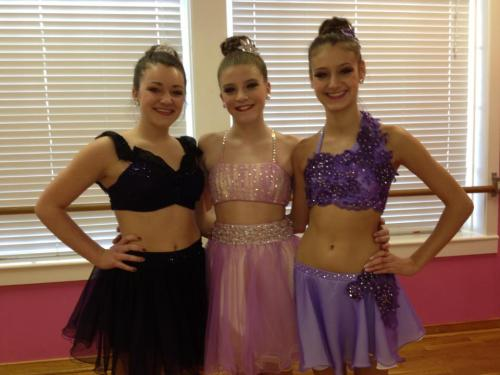 Competition Solo Dresses